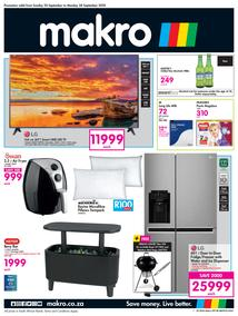 Makro : General Merchandise (20 September - 12 October 2020)