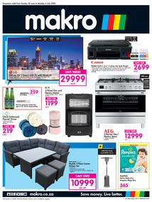 Makro : General Merchandise (28 June - 06 July 2020)