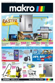 Makro : Easter Savings (28 March - 05 April 2021)
