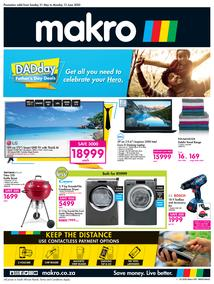 Makro : General Merchandise (31 May - 15 June 2020)
