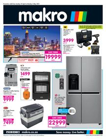 Makro : General Merchandise (25 April - 03 May 2021)