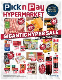 Pick n Pay Hyper Specials | 2019 Latest Catalogues