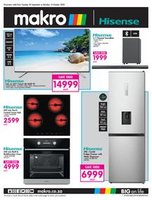 Makro : Hisense (29 September - 12 October 2020)