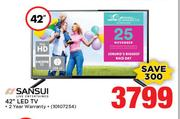 "Sansui 42"" Full HD LED TV"