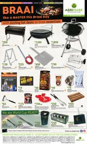 Agrimark : Braai Like A Master This Braai Day (16 Sep - 28 Sep 2019)