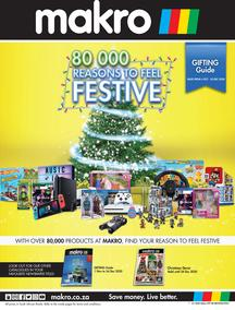 Makro : Kids Gifting (04 October - 24 December 2020)