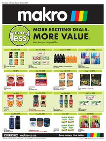 Makro : More4Less (01 May - 30 June 2020)