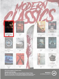 Musica : Masters Of Horror (11 Sep - 31 Oct 2017), page 4