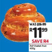 Special Pnp Challah Fruit 400g Www Guzzle Co Za