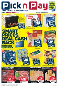 Pick n Pay Eastern Cape : Weekly Catalogue (01 March - 07 March 2021)