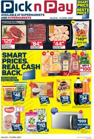 Pick n Pay Eastern Cape : Weekly Catalogue (06 April - 11 April 2021)