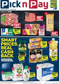 Pick n Pay Eastern Cape : Weekend Deals (13 May - 16 May 2021)