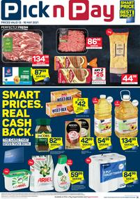 Pick n Pay Gauteng, Free State, North West, Mpumalanga, Limpopo, Northern Cape : Weekend Deals (13 May - 16 May 2021)