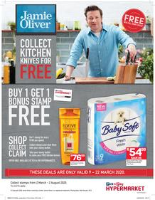 Pick n Pay Hyper : Jamie Oliver (09 March - 22 March 2020)