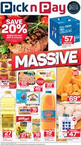 Pick n Pay Western Cape : Massive One Day Sale (28 Sep 2018 Only!)