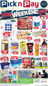 Pick n Pay Western Cape  : This Weekend (12 Jul - 14 Jul 2019)