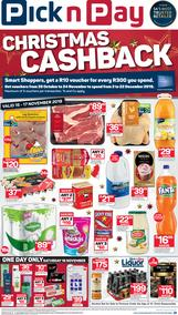 Pick n Pay  Western Cape : This Weekend (15 Nov - 17 Nov 2019)