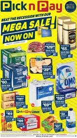 Pick n Pay Western Cape : This Weekend Only! (05 March - 08 March 2020)