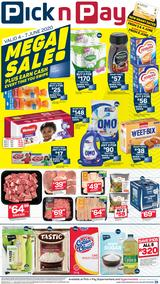 Pick n Pay Western Cape : Mega Save This Weekend (04 June - 07 June 2020)