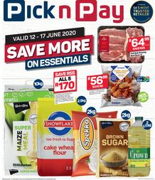 Pick n Pay Western Cape : Evens More Savings (12 June - 17 June 2020)