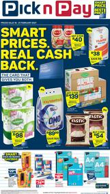 Pick n Pay Western Cape : Weekend Deals (18 February - 21 February 2021)