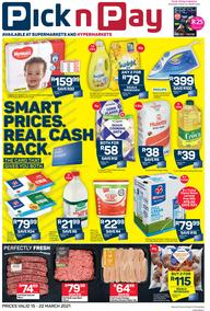 Pick n Pay Western Cape : Weekly Catalogue (15 March - 22 March 2021)