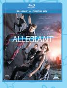 Alligiant Blu-Ray + Digital HD DVDs Set-Each