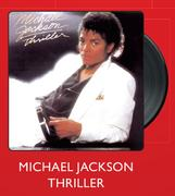 Michael Jackson Thriller Vinyl-Each