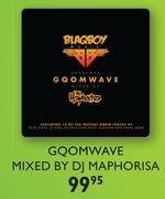 Gqomwave Mixed By DJ Maphorisa Music CD
