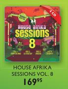 House Afrika Sessions Vol. 8 Music CD