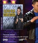 Trevor Noah There's A Gupta On My Stoep Movie DVD (Available December)