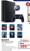 Sony PS4 1TB Slim Console