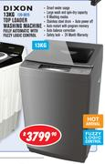 Dixon 13Kg Top Loader Washing Machine Fully Automatic With Fuzzy Logic Control 120-9015