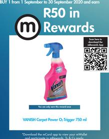 Makro : mRewards ( 01 September - 30 September 2020)