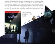 The Exorcist Director's Cut DVD