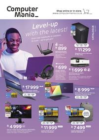 Computer Mania : Level-Up With The Latest (01 April - 30 April 2021)
