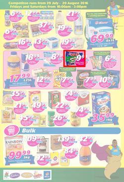 Special Nestle Crunch/Milo/Smarties Chocolate Slab-80g Each
