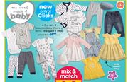Baby Clothing Items-Each