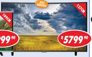 Blaupunkt 50 Inch / 127cm Curved HD Ready DLED TV