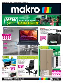 Makro : Office (10 Sep - 23 Sep 2019)