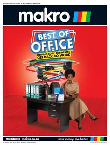 Makro : Office (26 May - 08 June 2020)