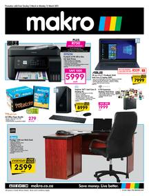 Makro : Back To Office (02 March - 15 March 2021)