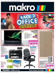 Makro : Office (07 July - 20 July 2020)