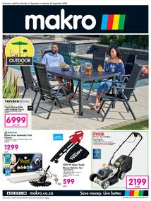 Makro : Outdoor (13 September - 28 September 2020)