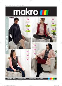 Makro : Clothing Catalogue (30 April - 17 May 2021)