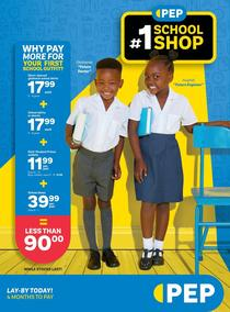 PEP : #1 School Shop (Valid Until 28 January 2021, FMCG Offers Valid Until 7 January 2021)