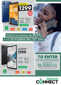 Ackermans Connect : Stand A Chance To Win (26 March - 28 April 2021)
