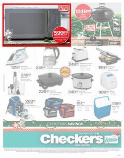 Checkers Western Cape Keep Saving This Christmas 25 Nov 08 Dec 2019