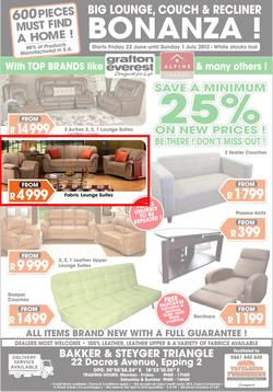Tafelberg Furnishers (22 Jun - 1 Jul), page 1