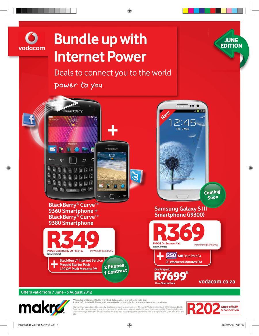 Makro Vodacom 7 Jun 6 Aug Www Guzzle Co Za